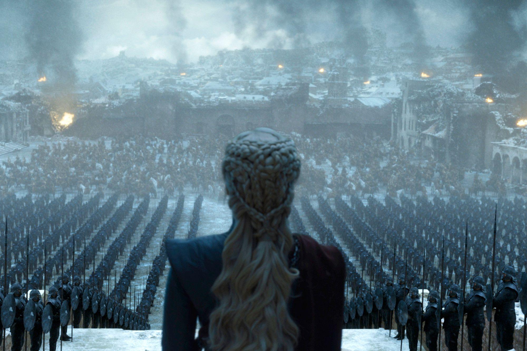 Emilia Clarke Drew Inspiration From Dictators Like Hitler For Daenerys' Big 'Game of Thrones' Speech