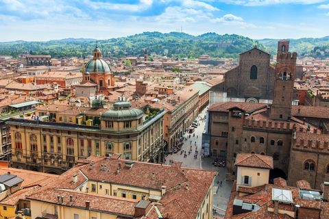 Emilia Romagna, Italy, Best European Destination Lonely Planet