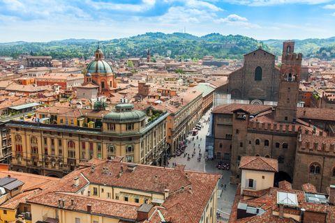 Emilia Romagna, Italy,Best European Destination Lonely Planet