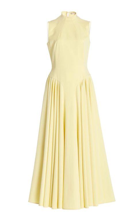 emilia wickstead neville dress