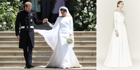 4ef95fc890 Emilia Wickstead has responded to claims she thought the royal wedding  dress was a copy
