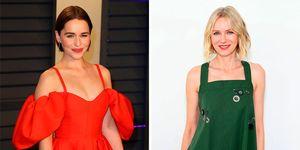 Emilia Clarke y Naomi Watts: de 'Juego de Tronos' a 'La larga noche'