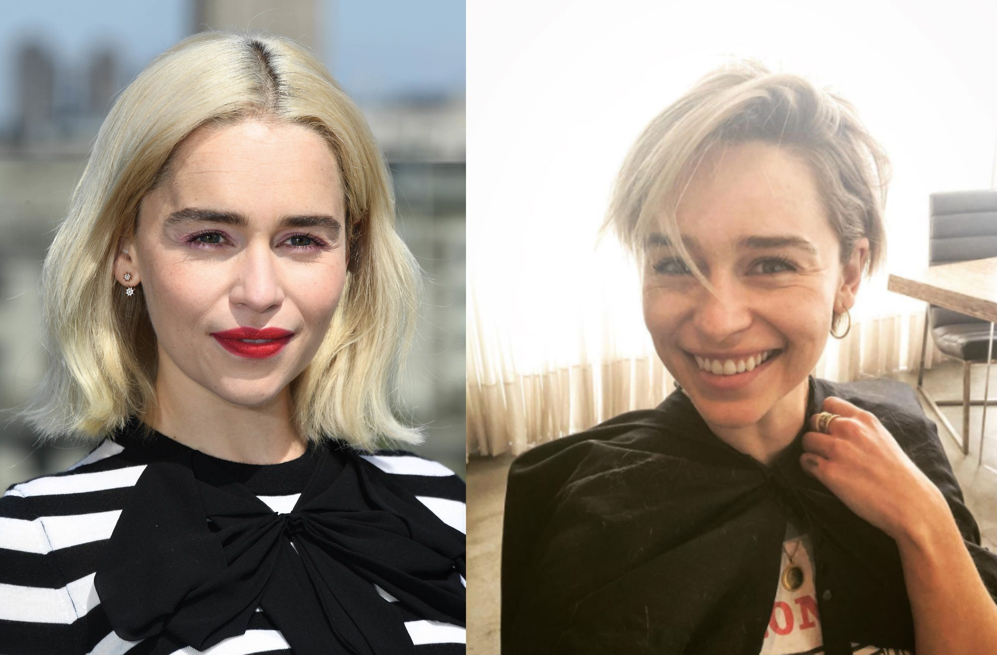 The Latest In Celebrity Hair Transformations 2015