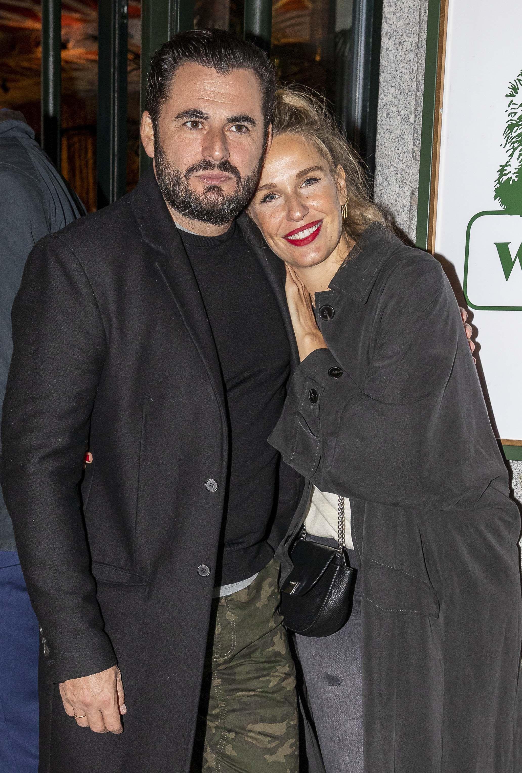 Emiliano Suárez y Carola Baleztena vuelven a sonreír tras perder el bebé que esperaban