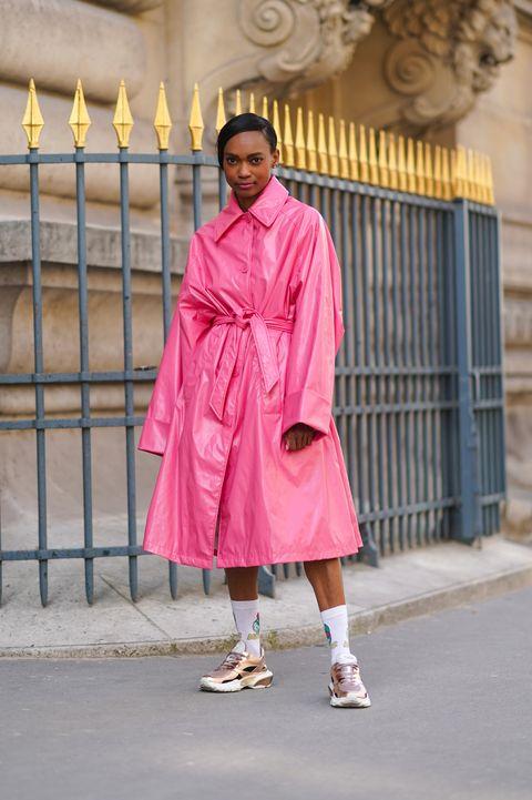 street style paris fashion week womenswear fallwinter 20212022