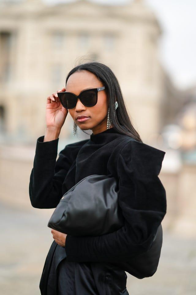 fashion photo session in paris   january 2021
