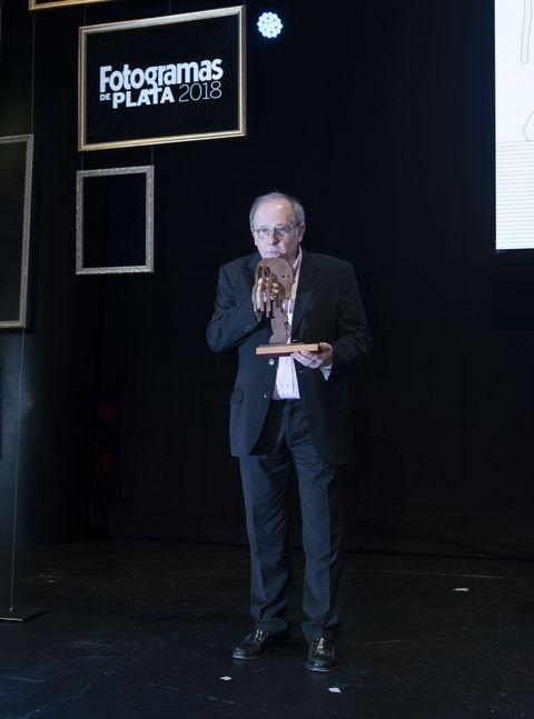 Fotogramas de Plata 2018: Emilio Gutiérrez Caba, Premio Especial Homenaje