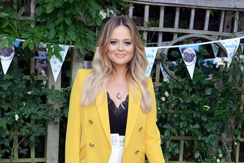 Emily Atack speaks out as theatre-goers are locked inside venue after her show following reports of 'people with machetes'