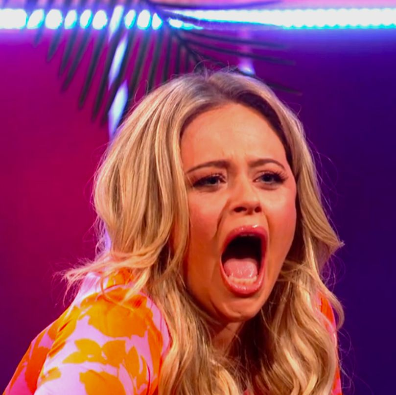 I'm a Celebrity's Emily Atack confuses fans with 'engagement' Instagram post