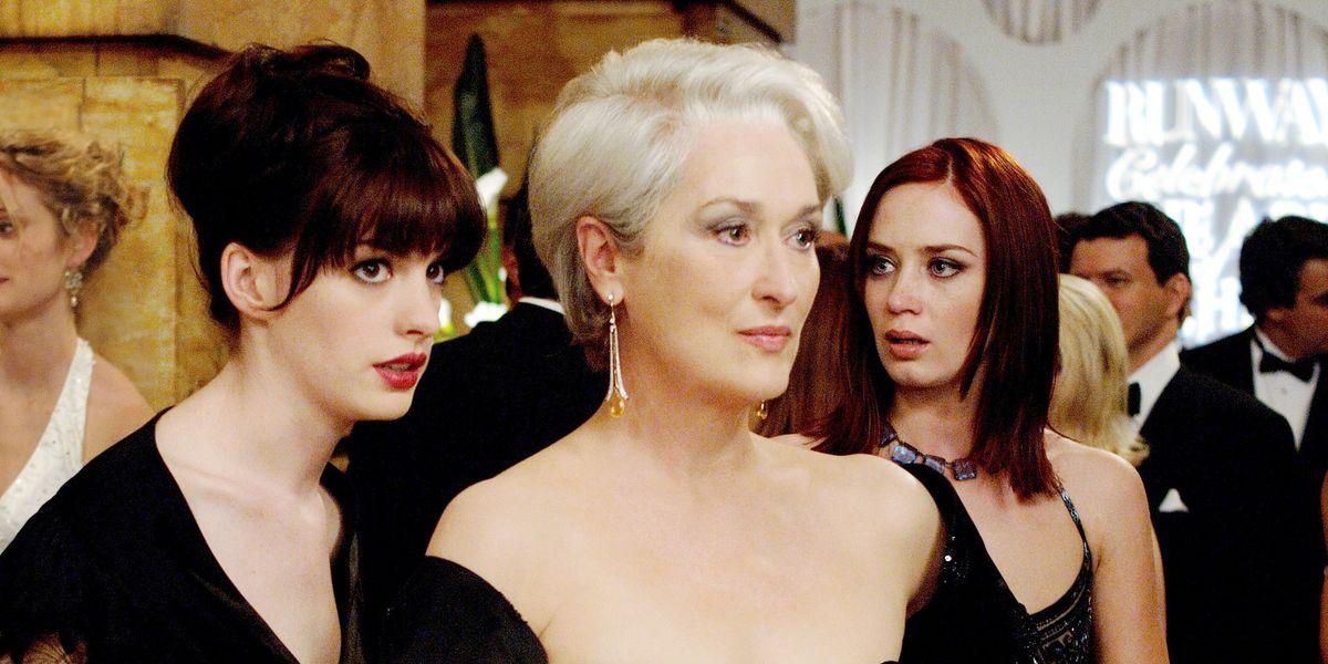 Emily Blunt Is Ready For A Devil Wears Prada Sequel