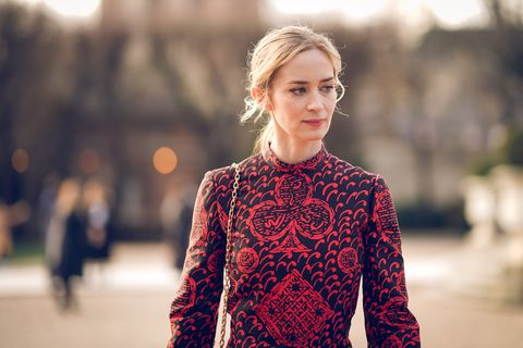 Street Style -Paris Fashion Week -Haute Couture Spring/Summer 2018 : Day One