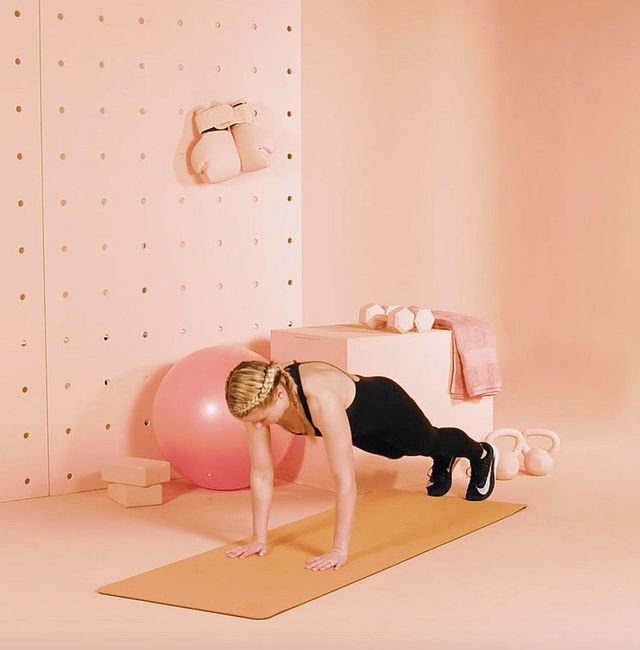 Physical fitness, Shoulder, Pink, Joint, Yoga, Leg, Arm, Sitting, Knee, Stretching,