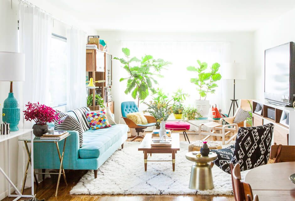 10 Small Coffee Tables That Work In Tiny Homes & 15 Best Small Living Room Ideas - How to Design a Small Living Room