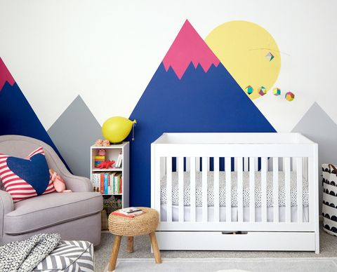 How to create a healthy, safe baby nursery