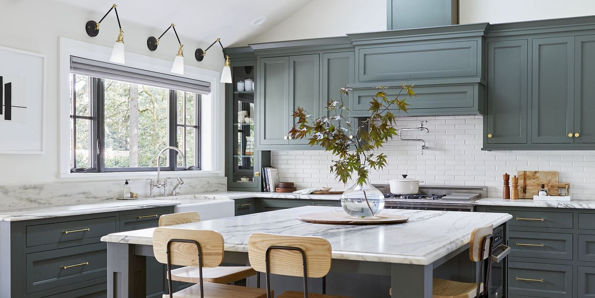 Emily Henderson S Portland Project Kitchen Is Total Goals