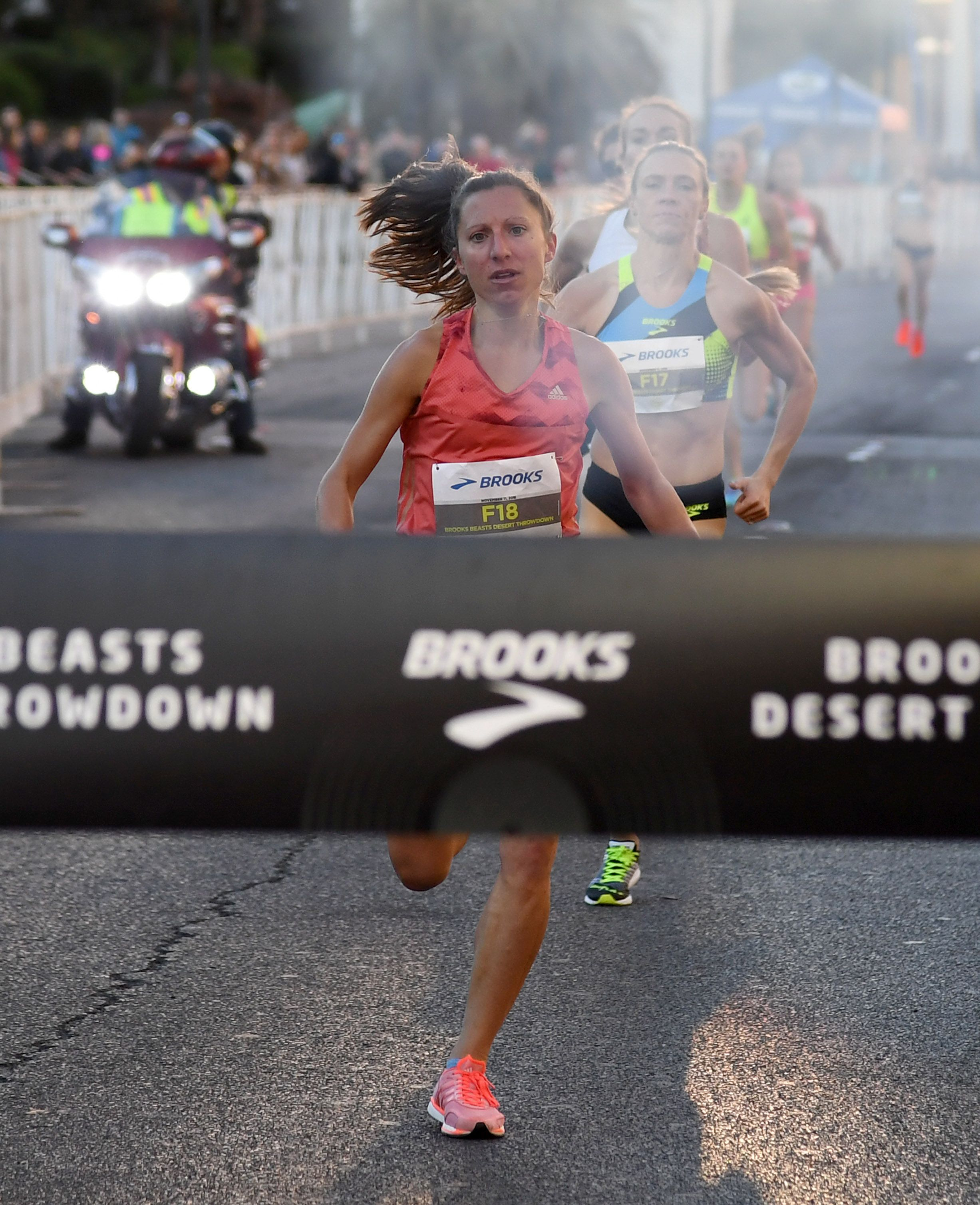 Emily Lipari Has the Fastest 5K Time in the World Right Now—Here's How She Fuels