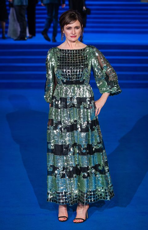Emily Mortimer, Mary Poppins Returns premiere