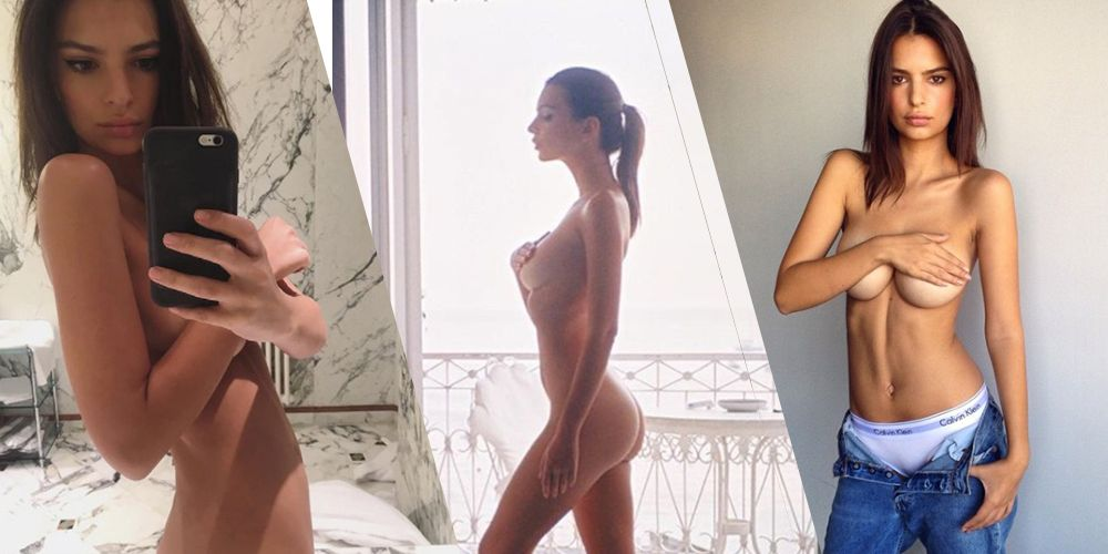 59 of Emily Ratajkowski's most naked Instagrams