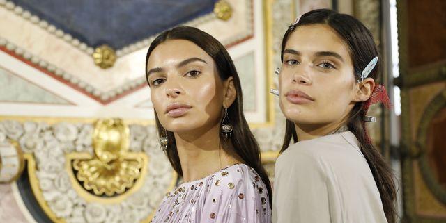 bottega veneta backstage milan fashion week ss18