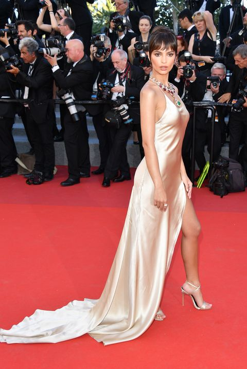 """""""ismael's ghosts les fantomes d'ismael""""  opening gala red carpet arrivals   the 70th annual cannes film festival"""