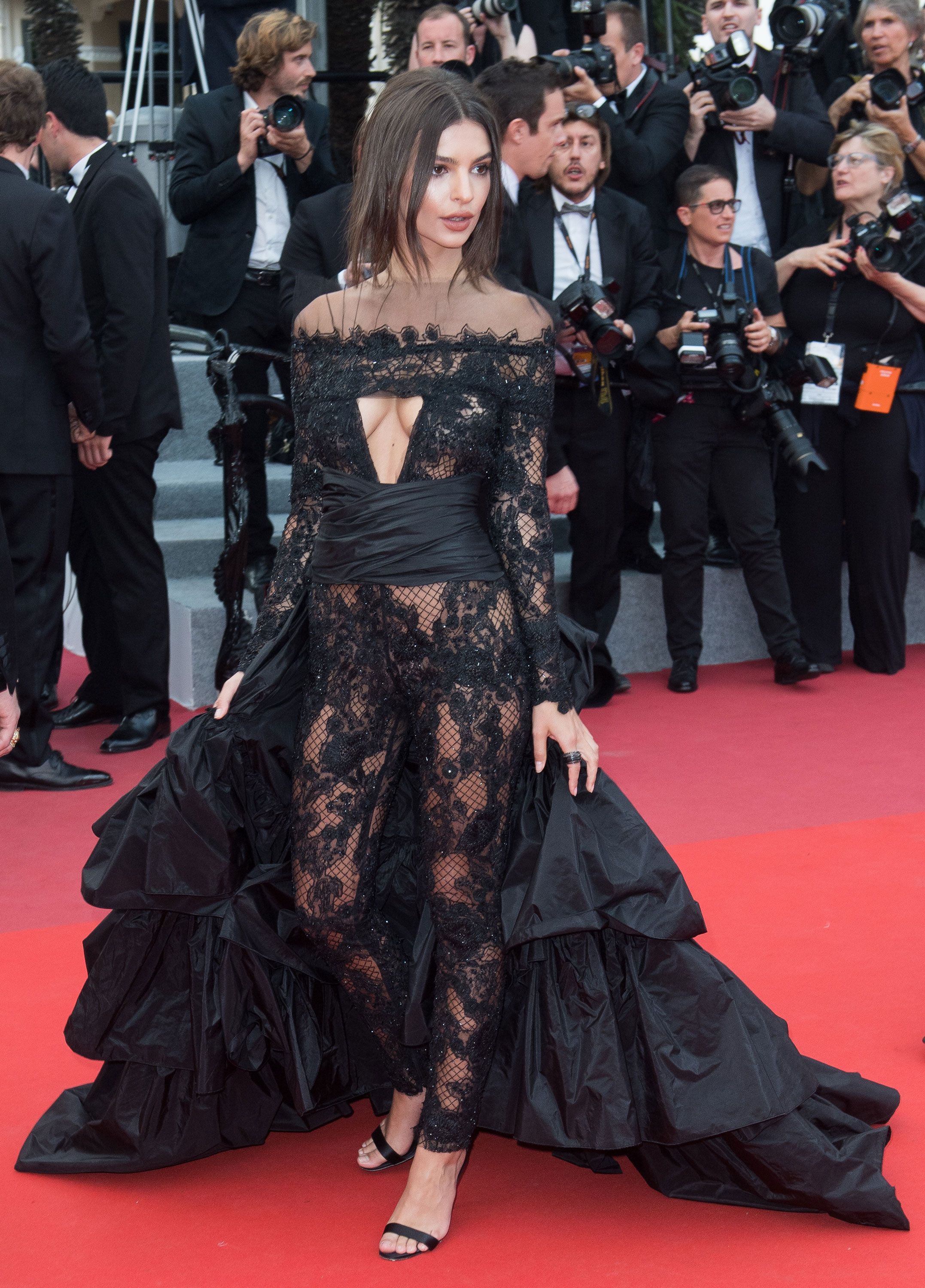 The Most Naked Dresses on The Cannes Red Carpet The Most Naked Dresses on The Cannes Red Carpet new picture