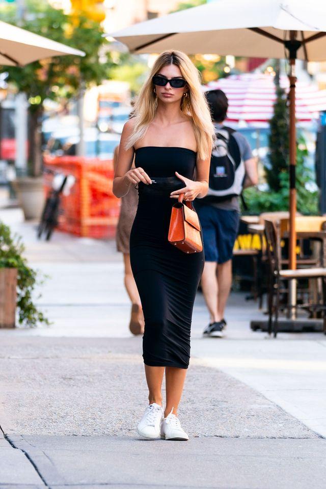 celebrity sightings in new york city   july 11, 2020
