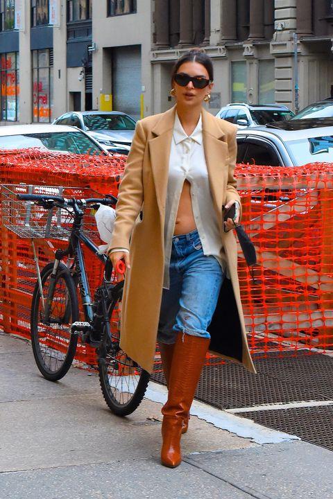 celebrity sightings in new york city   october 27, 2020