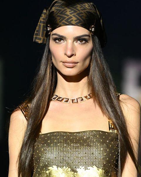 versace special event   runway   milan fashion week   spring summer 2022