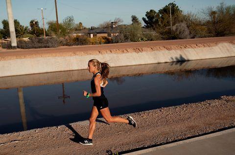 Emily Sisson Marathon Training | Inside the Rising Star's Training Plan