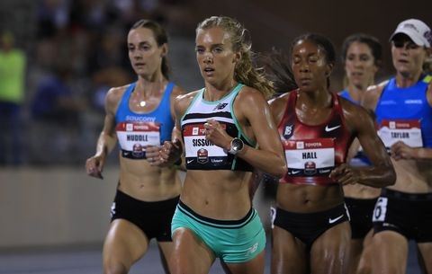emily sisson marielle hall how to watch track trials