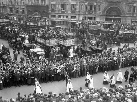Emily Wilding Davidson suffragette