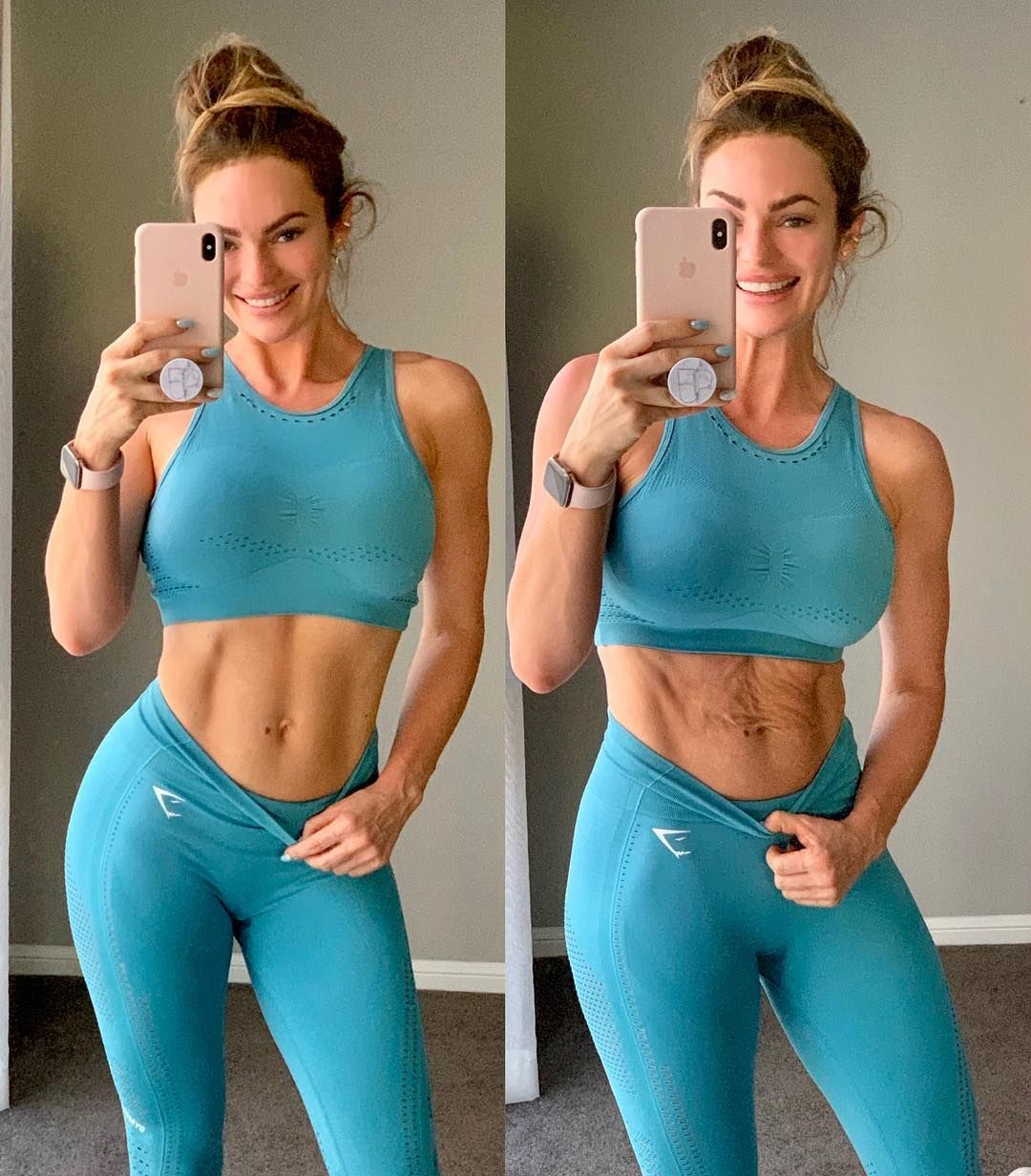 Emily Skye Reveals Saggy Wrinkly Belly Skin On Instagram For women who have dealt with stretch marks as a result of weight gain or weight loss as opposed to pregnancy, the emphasis on loving these scars can be equally unnerving. saggy wrinkly belly skin