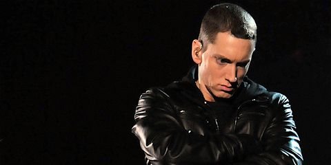 Leather, Cheek, Forehead, Jacket, Textile, Leather jacket, Muscle, Photography, Flash photography, Darkness,