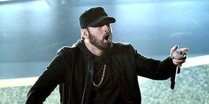 Eminem treedt op bij de Oscars 2020
