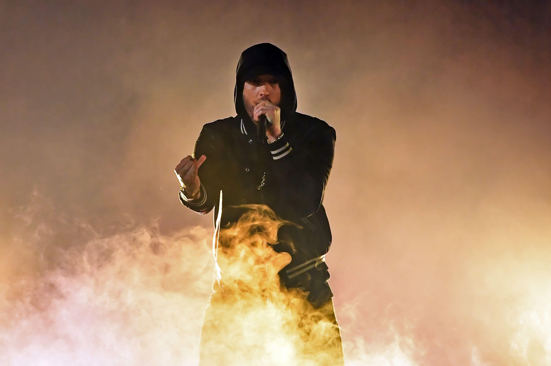 Eminem Celebrates 11 Years of Sobriety With 'Not Afraid