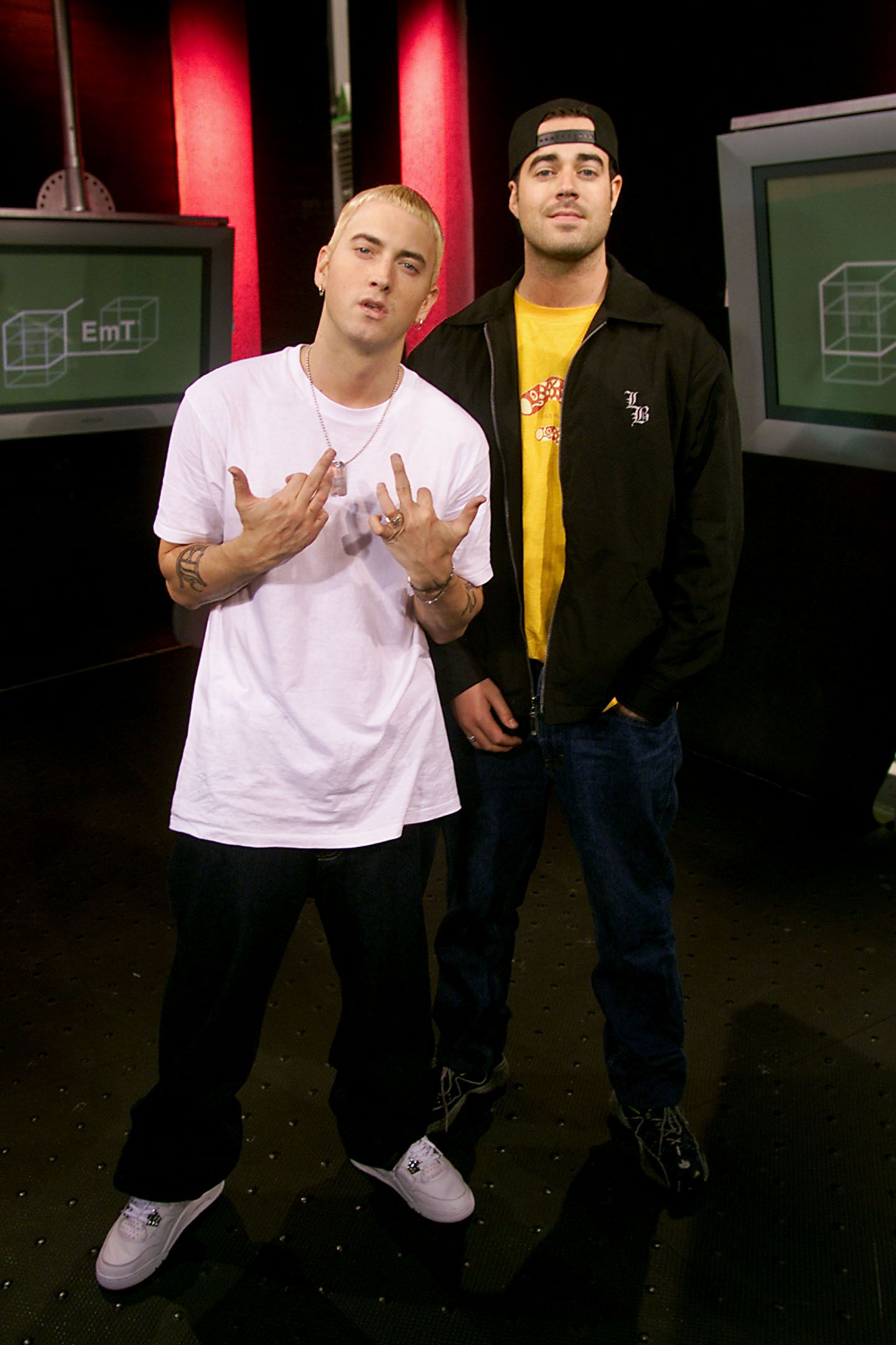 Eminem Calls Britney Spears, *NSYNC and Backstreet Boys 'Trash'