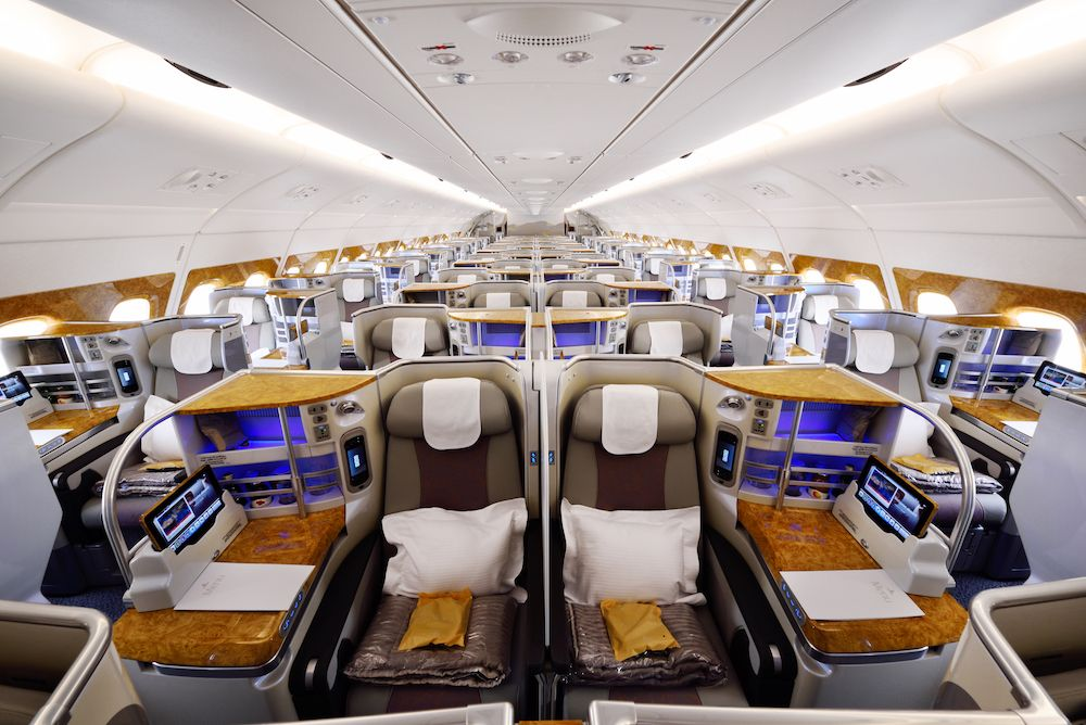 What It's Really Like To Fly Business Class With Emirates