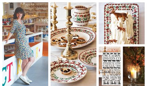 Emma Bridgewater Christmas collection