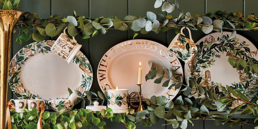 Emma Bridgewater releases 2019 Christmas collection – and we'll take one of everything