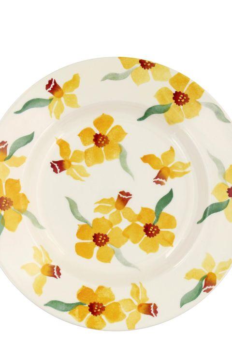 Emma Bridgewater Daffodil 8.5-Inch Plate
