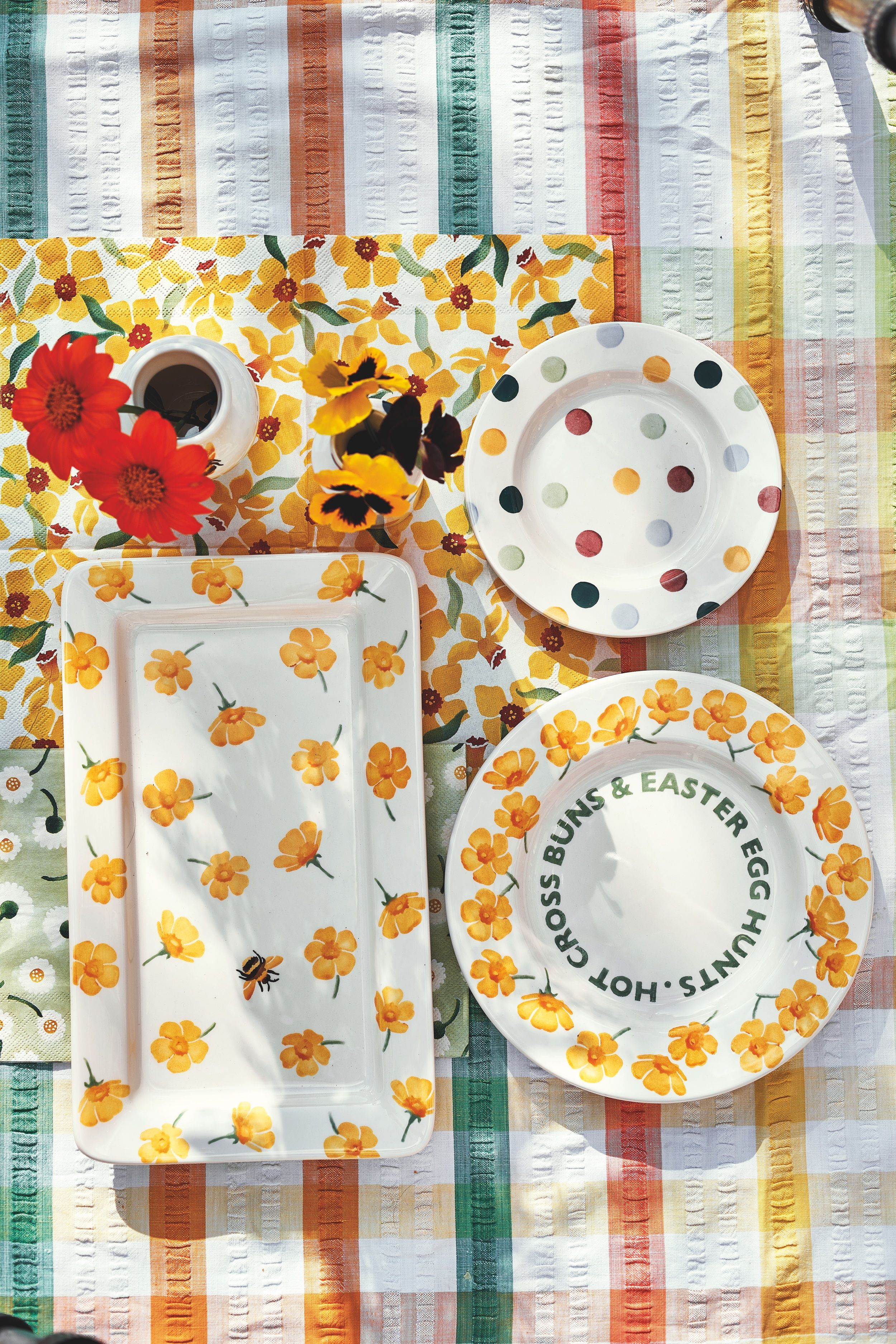 Emma Bridgewater's Easter collection is the mood-boost we all need