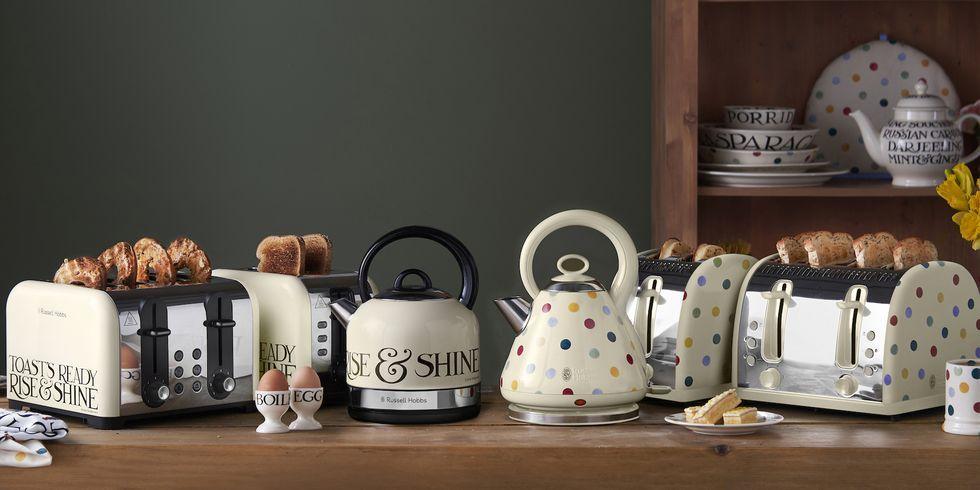 Emma Bridgewater Kettle Sale: Save 25% On Kettles And Toasters