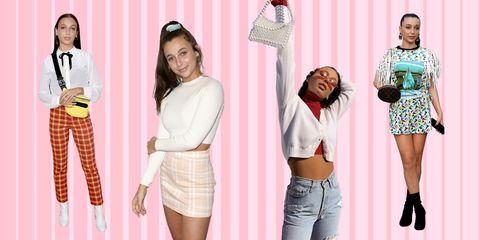 emma chamberlain outfits