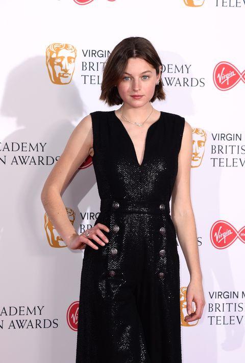 virgin media british academy television awards 2019   press room
