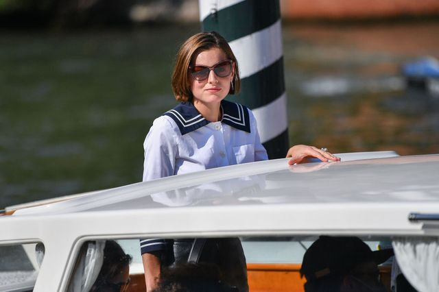 celebrity excelsior arrivals during the 77th venice film festival   day 6