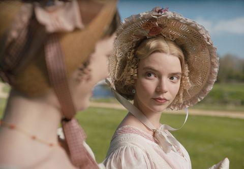 """anya taylor joy stars as """"emma woodhouse""""  in director autumn de wilde's emma, a focus features release  credit  focus features"""