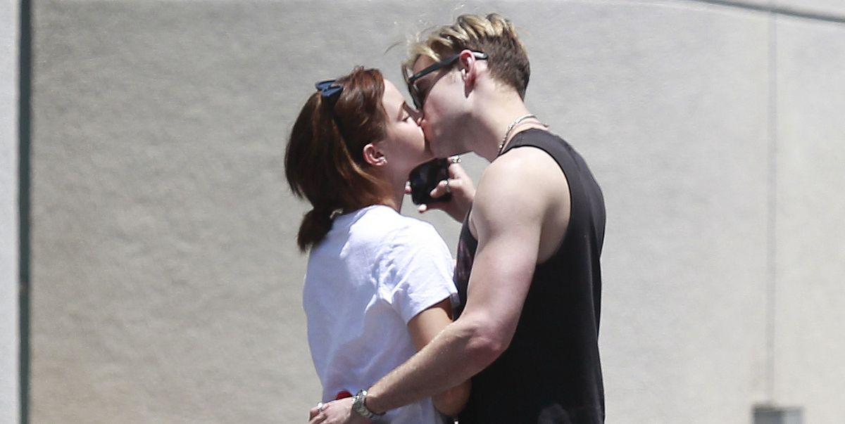 Emma Watson And Ex Boyfriend Chord Overstreet Appear To Be