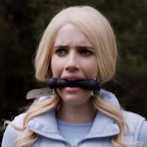 Emma Roberts in The Hunt