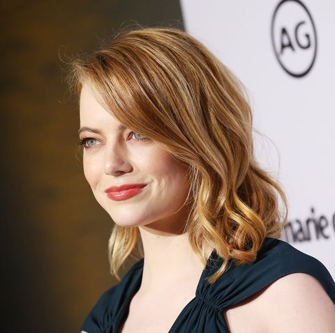 Return Of The Perm Emma Stone Gets The New Wave