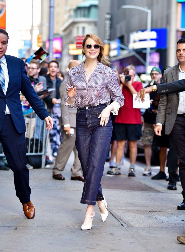 Emma Stone Style Emma Stone Red Carpet Fashion Photos